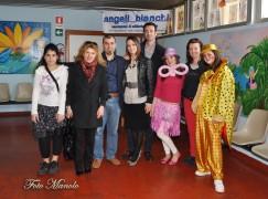 L'associazione Angeli Bianchi onlus porge la mano al Telefono Amico