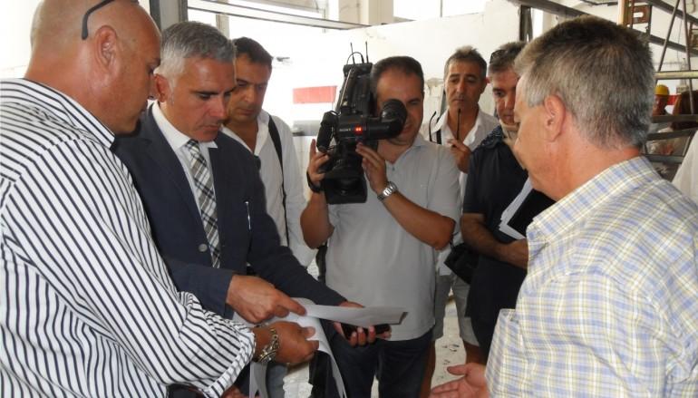 Reggio Calabria, consegnati i lavori di riqualificazione della zona commerciale di via Filippini