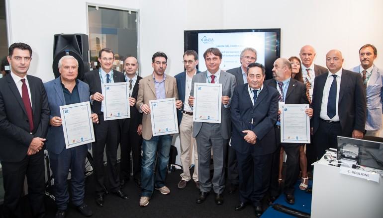 """La Calabria protagonista alla Premiazione de """"I Comuni del turismo all'aria aperta 2011"""""""