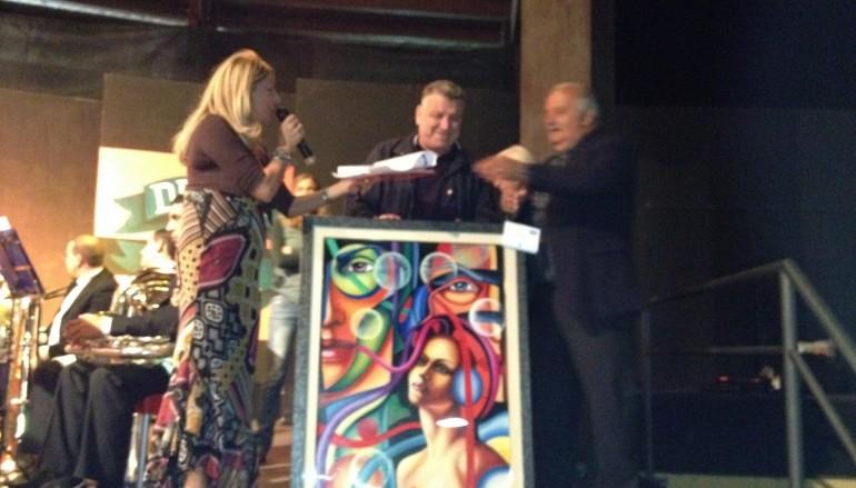 Festa del socio ANAP-Confartigianato 2012: 1° classificato al Concorso nazionale di pittura il calabrese Giuseppe Iaria