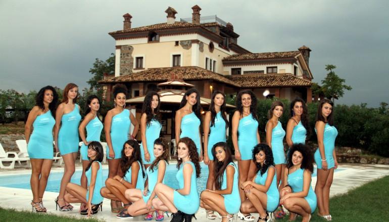 A Lattarico l'undicesima edizione di Miss Valle Crati