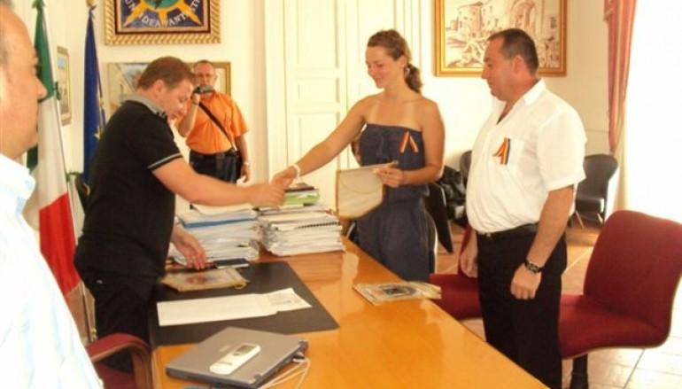 Cariati (CS), confermata amicizia con comunità rumena