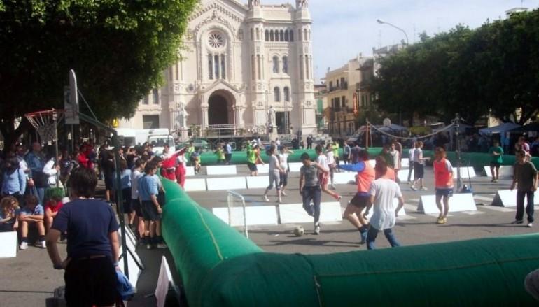 """Coni Calabria, a Reggio Calabria """"Lo sport a misura di bambino"""""""