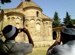 Rossano (CS), turisti, boom di presenze nel centro storico