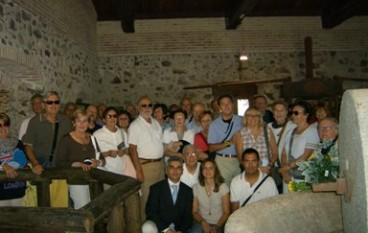 Sant'Alessio in Aspromonte (Rc), una visita mantovana