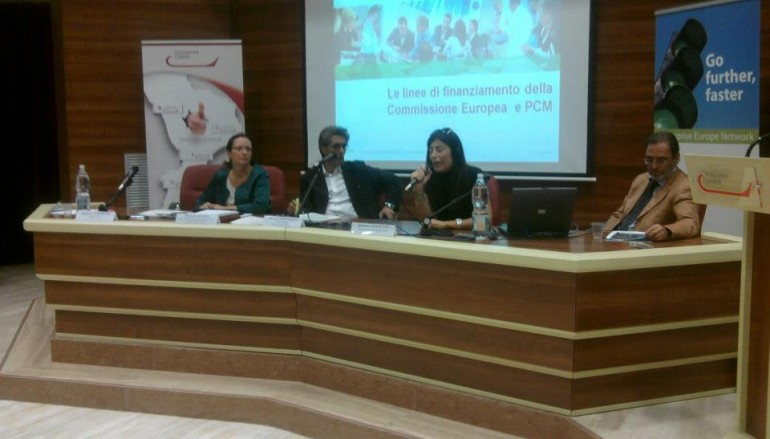 Oltre cento partecipanti al corso gratuito per predisporre progetti europei tenutosi ad Unioncamere Calabria