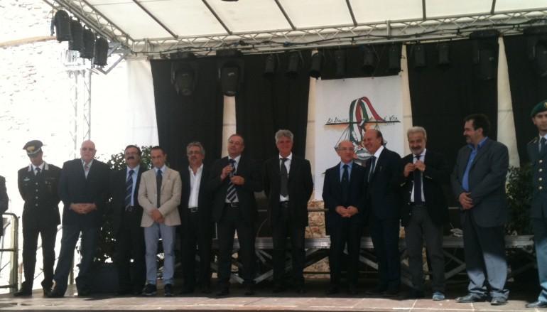"""Reggio Calabria, Giovanni Verduci ha partecipato alla cerimonia d'inaugurazione """"La legalità è vita"""""""