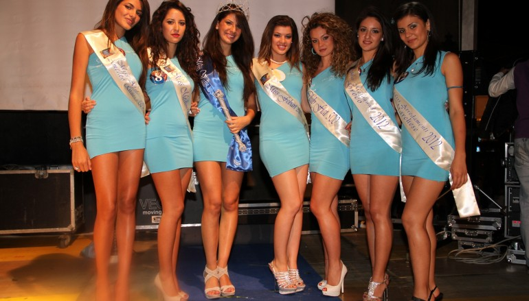 Eletta Miss Valle Crati 2012