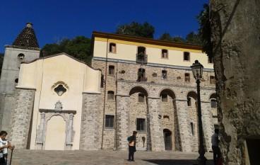 Santuario della Madonna di Polsi – foto estate 2012
