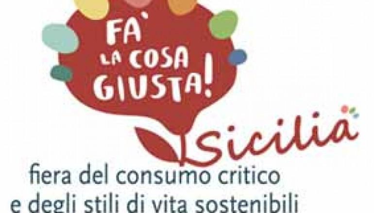 """A """"Fa' la cosa giusta! Sicilia"""" anche i Borghi Solidali"""