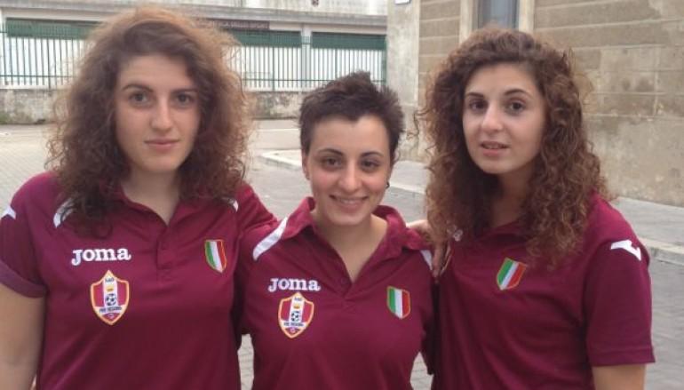 Vittoria Calcetto- Pro Reggina 97 1-6