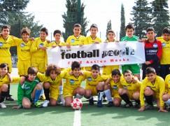Fare Action Week 2012, a San Giovanni in Fiore incontro di calcio contro il razzismo in Europa