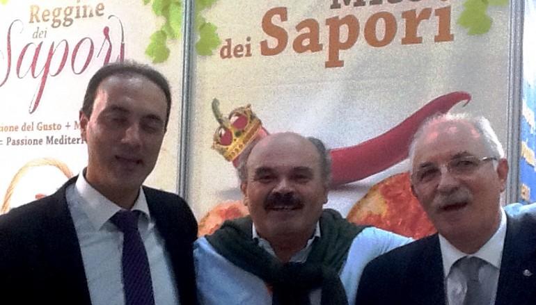 La Provincia di Reggio Calabria al Salone del Gusto 2012