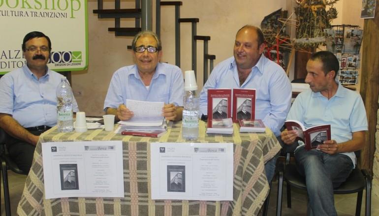 Bova (RC), presentato il nuovo libro di Fortunato Mangiola