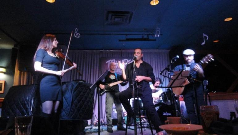 "QuartAumentata a New York, prove aperte per il Musical ""Mediterranean Voices"""
