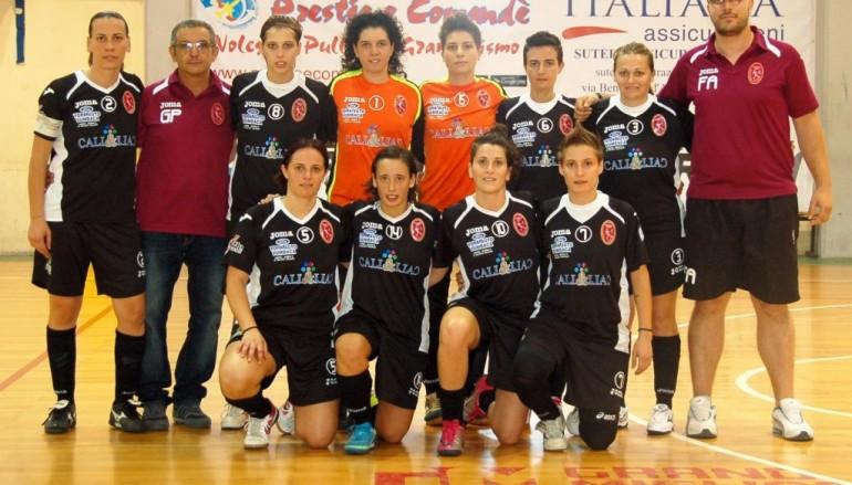 Sporting Locri, esordio con una sconfitta: ma a testa alta. L'emozione di giocare in A è tanta