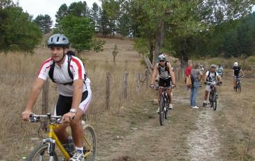 Mountain bike, tappa di 'Onda d'Urto' a Condofuri