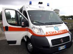 Ancora incidenti sulla SS 106, un ferito a San Lorenzo Marina