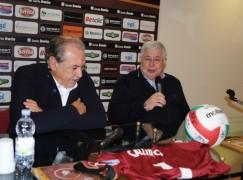 Calcio e volley a confronto: Tonno Callipo in visita alla Reggina Calcio