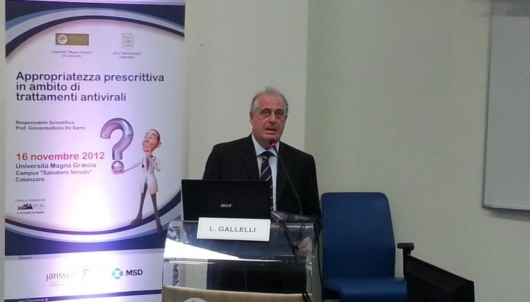 A Catanzaro svolto evento sull'appropriatezza prescrittiva dei farmaci antivirali