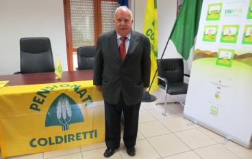Reggio Calabria, eletto il Presidente dell'Associazione Pensionati Coltivatori Diretti