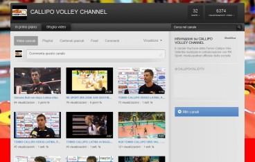 Volley, Forni e Blengini a Rete Kalabria e su Youtube