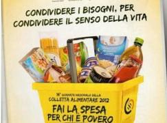 Ritorna in Calabria la Giornata della Colletta Alimentare