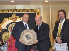 """Buttiglione e Gratteri al Premio Internazionale """"Domenico Aliquò"""""""