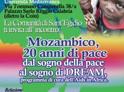 """A Reggio Calabria incontro su """"Mozambico, 20 anni di pace"""""""
