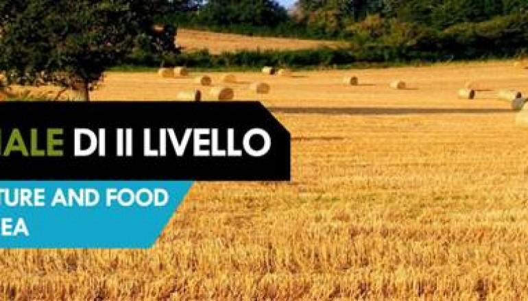 Agraria: aperte le iscrizioni al Master di II Livello Saf@Med