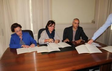 Reggio Calabria, sottoscritto protocollo d'intesa tra CSV dei Due Mari, Tribunale di Sorveglianza e Casa Circondariale