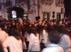 Flash mob a Melito di Porto Salvo