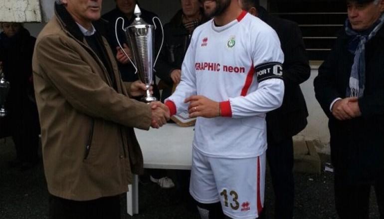 """L'A.S. Medici Melito Porto Salvo vince la Coppa Italia Medici """"G. Villa"""" 2012"""