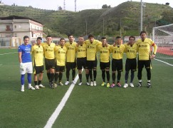 Terza Categoria I, Real Santo Stefano- Futsal Melito 4-1