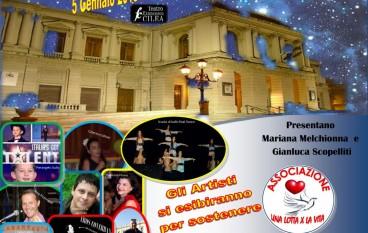 """Reggio Calabria, al Teatro Cilea la manifestazione """"Artisti per le stelle"""""""