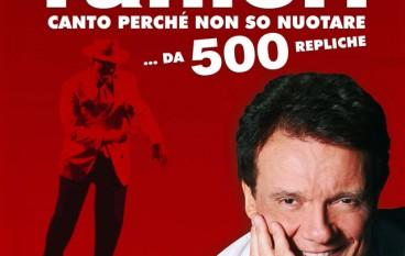 Verso il doppio sold out per Massimo Ranieri al Politeama di Catanzaro