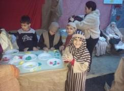 Melito di Porto Salvo (RC), successo per il presepe vivente dei bambini