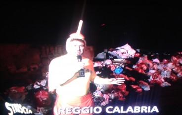 La spazzatura di Reggio Calabria finisce a Striscia la Notizia