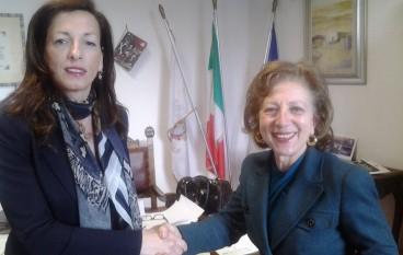 Locri (RC), il Commissario Crea incontra il direttore di Filiale di Poste italiane