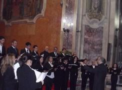 Catanzaro, successo per la tournée del Coro Polifonico Symphonia