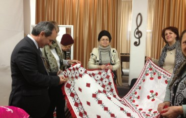 Il Sindaco di Gerace al meeting di Piteşti