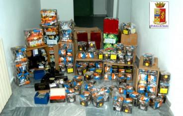 Sequestrati più di 2 quintali di botti illegali tra Melito di Porto Salvo e Bagnara Calabra