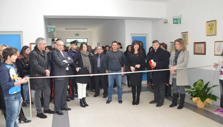 Cannavò (RC), inaugurati locali dell'Istituto Comprensivo San Sperato Cardeto
