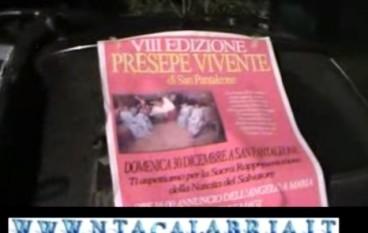 Successo per il Presepe vivente a San Pantaleone (RC)