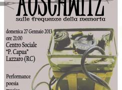 Giornata della Memoria, a Lazzaro iniziativa del gruppo LazzaroLAB