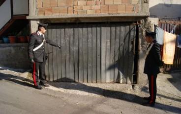 San Luca (RC), giovane arrestato mentre sparava contro saracinesca
