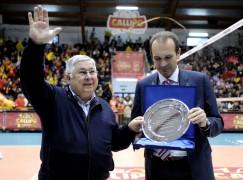 La Volley Tonno Callipo parteciperà al prossimo campionato nazionale di Serie A1