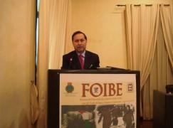 Giornata del Ricordo dei martiri delle foibe, l'intervento del Sindaco di Rossano