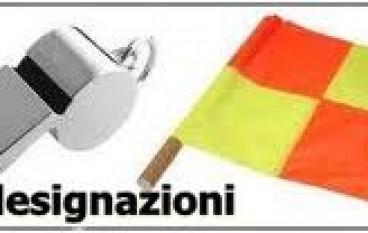 Lega Pro II Divisione B, gli arbitri della 24^ giornata
