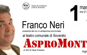 Week-end di grande impegno per Re-Act con Franco Neri